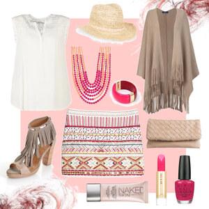 Outfit Ethno Summer von Annik