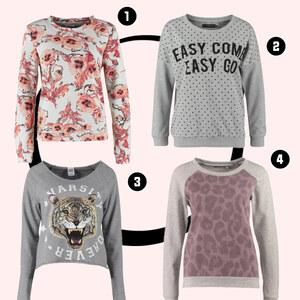 Outfit Coole Sweatshirts 2 von domodi