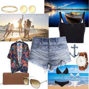 Outfit the summer comes, girls  von mayu_cita