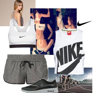 Outfit Nike  von mayu_cita