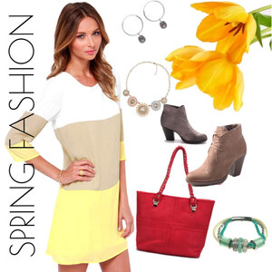 Outfit Spring Outfit von Lesara