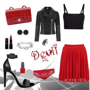 Outfit Devil von Miry