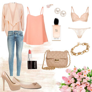 Outfit Pastell von Miry