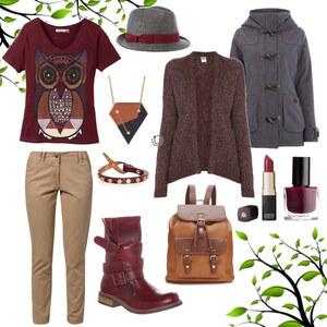 Outfit The Woods in Bloom von Annik