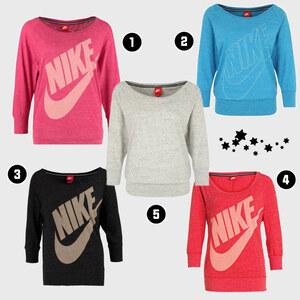 Outfit Nike Sweatshirt von domodi