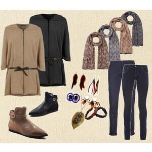 Outfit Natürlich schön von Lesara