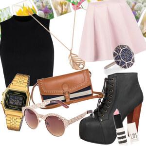 Outfit Frühling wo bist du ?!?!?!  von Jeanine
