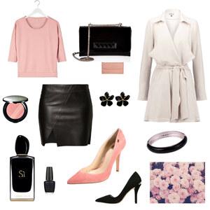 Outfit Rosé von Franzisca