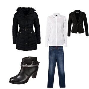 Outfit Schlicht und Edel von Carmen Angelone
