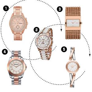 Outfit Schöne Armbanduhren von domodi