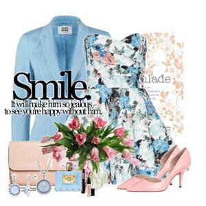 Outfit SMILE von Justine