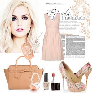 Outfit so schön Kremig wie eine Eis   von mayu_cita