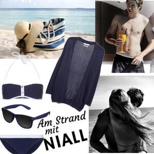 Outfit Am strand mit Niall von Lisa Bunzel