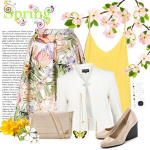 Outfit spring von Ania Sz