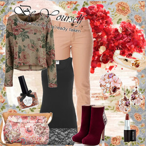 Outfit Roses got thornes von Mbali