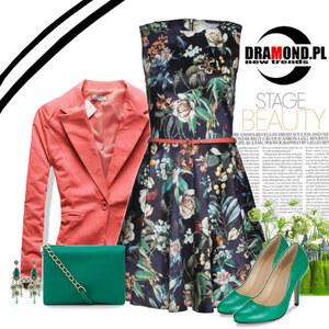 Outfit dramond von Ania Sz