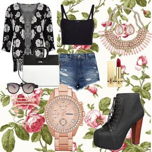 Outfit springbreak von marie.burgmer1