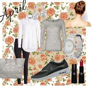 Outfit April-Outfit von Kim Klein