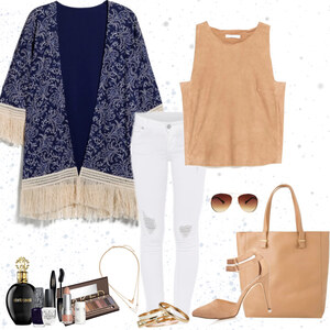 Outfit Indian summer von Natalie