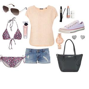 Outfit Sommer von leamarieniemietz