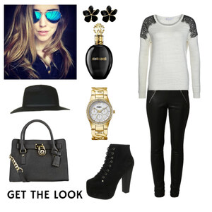 Outfit cool von Claudia Giese