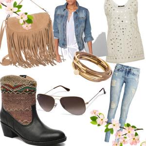 Outfit Lebe dein Leben !!!  von Jeanine