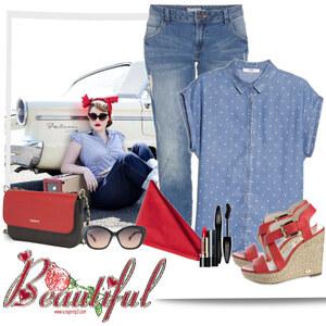 Outfit lolita von Ania Sz