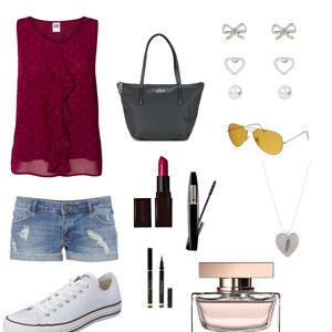 Outfit Shoppen im Sommer von leamarieniemietz