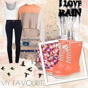 Outfit Rainy Days von ellenmllr