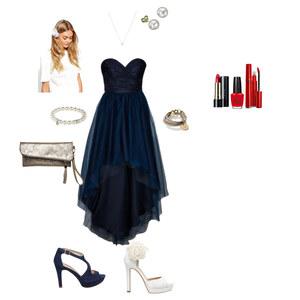 Outfit Der Abend gehört dir ;-) von Die Tänzerin