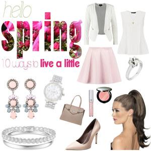 Outfit Springtime von Len4ik08