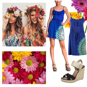 Outfit gerbera von Claudia Giese