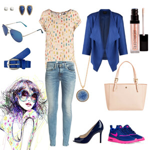 Outfit meet friends von Claudia Giese