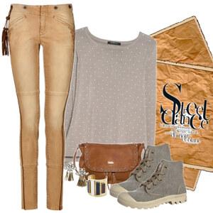Outfit street von Ania Sz