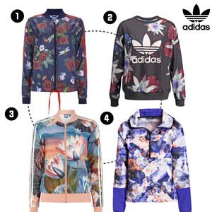 Outfit Adidas Jacken von domodi
