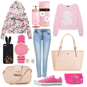 Outfit Pink Paradies  von CC-Fashion