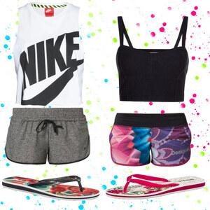 Outfit Sport Trend  von CC-Fashion