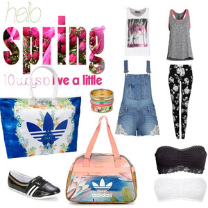 Outfit Frühling Bunt  von CC-Fashion