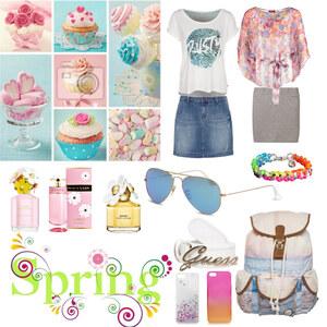 Outfit Spring  von CC-Fashion