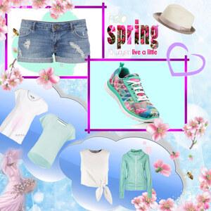 Outfit Hello Spring von Kir