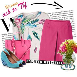 Outfit wiosna von Ania Sz
