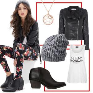 Outfit Steet Style von domodi
