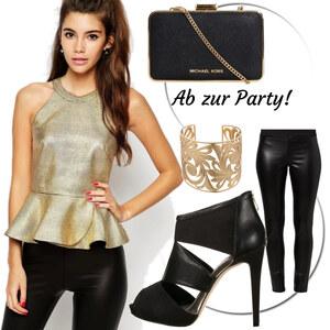 Outfit Ab zur Party! von domodi