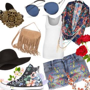 Outfit SOOOOOMMMMER !!!  von Jeanine
