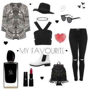 Outfit My Favourite von Julia de Nys