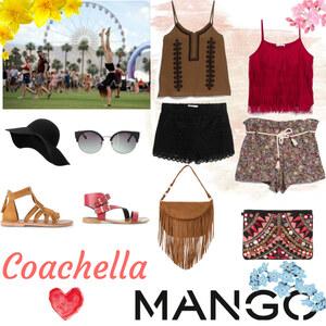 Outfit Coachella Style  von Julia de Nys