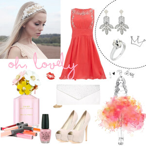 Outfit Lovely dress von Julia de Nys