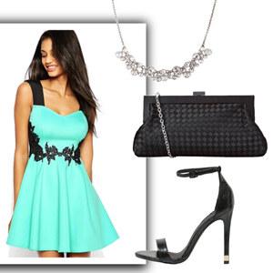 Outfit Green Dream von domodi