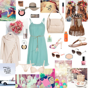 Outfit Summer feeling von Verena Veve