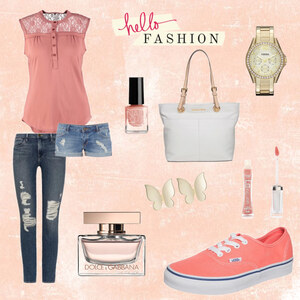 Outfit Hello Fashion von Miry
